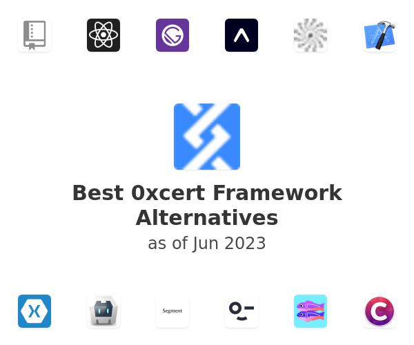 Best 0xcert Framework Alternatives