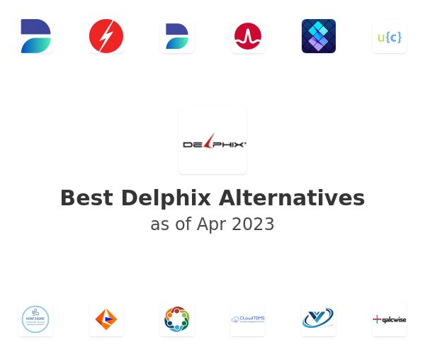 Best Delphix Alternatives