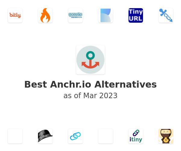 Best Anchr.io Alternatives