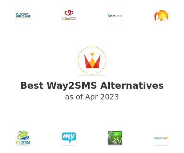 Best Way2SMS Alternatives
