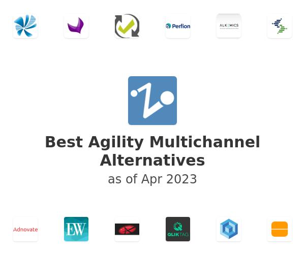 Best Agility Multichannel Alternatives