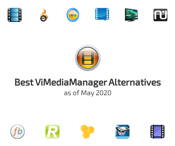 Best ViMediaManager Alternatives