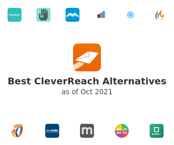 Best CleverReach Alternatives