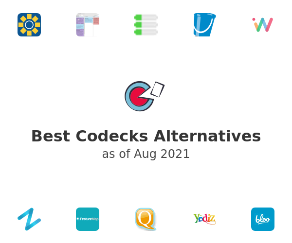 Best Codecks Alternatives
