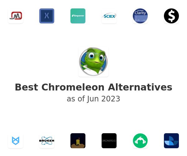 Best Chromeleon Alternatives
