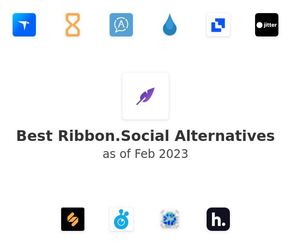 Best Ribbon.Social Alternatives