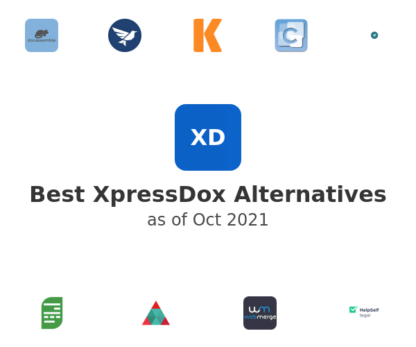 Best XpressDox Alternatives