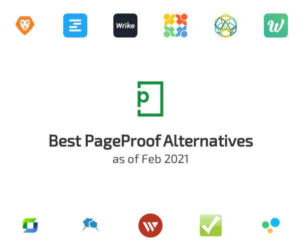 Best PageProof Alternatives