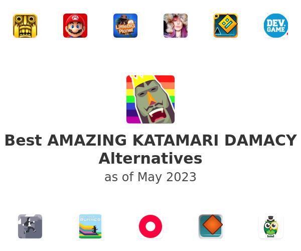 Best AMAZING KATAMARI DAMACY Alternatives