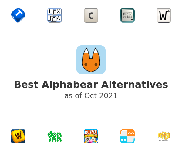 Best Alphabear Alternatives