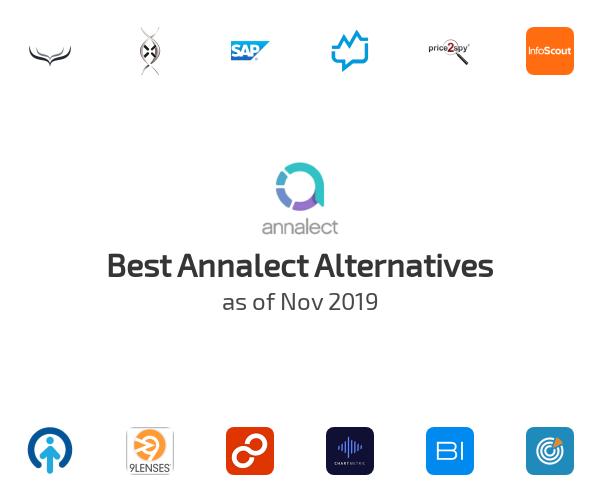 Best Annalect Alternatives