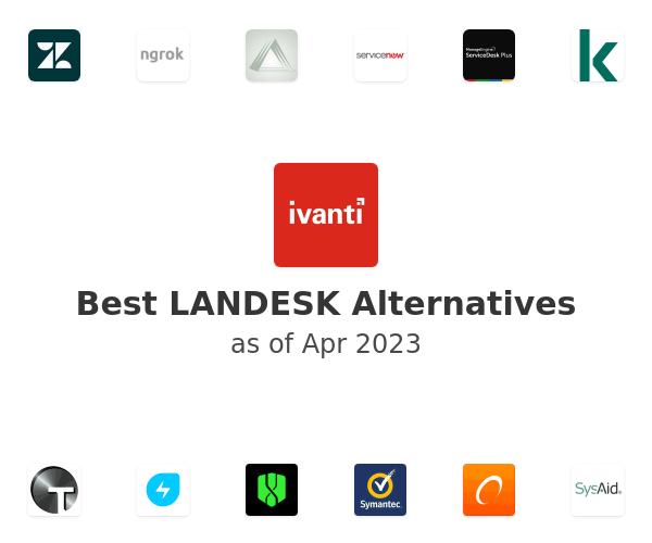 Best LANDESK Alternatives