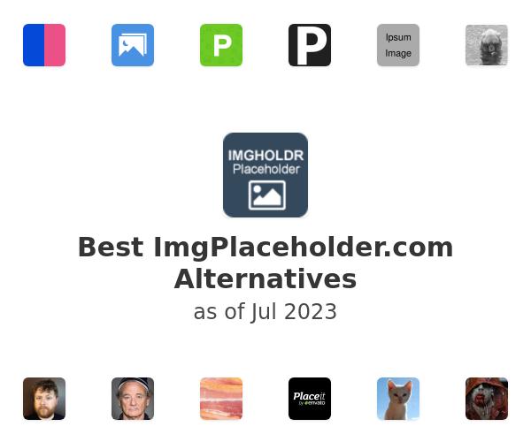 Best ImgPlaceholder.com Alternatives