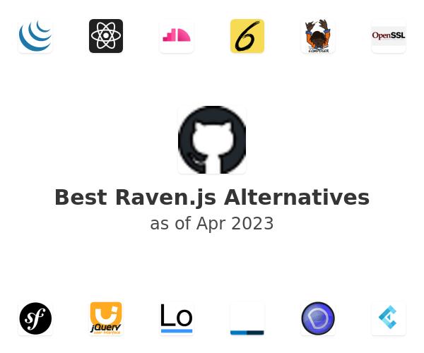 Best Raven.js Alternatives