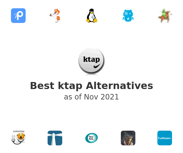 Best ktap Alternatives