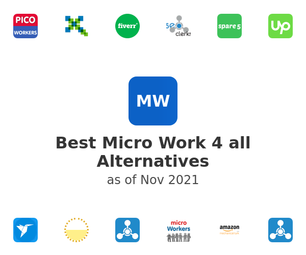 Best Micro Work 4 all Alternatives