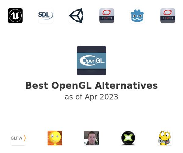 Best OpenGL Alternatives