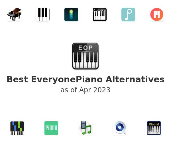 Best EveryonePiano Alternatives