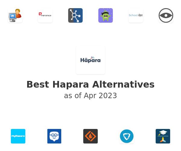 Best Hapara Alternatives