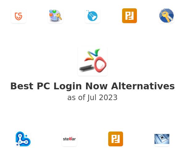 Best PC Login Now Alternatives