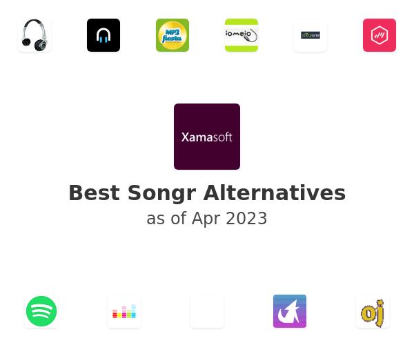 Best Songr Alternatives