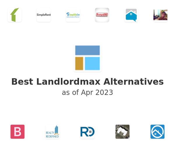 Best Landlordmax Alternatives