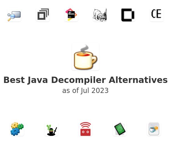 Best Java Decompiler Alternatives