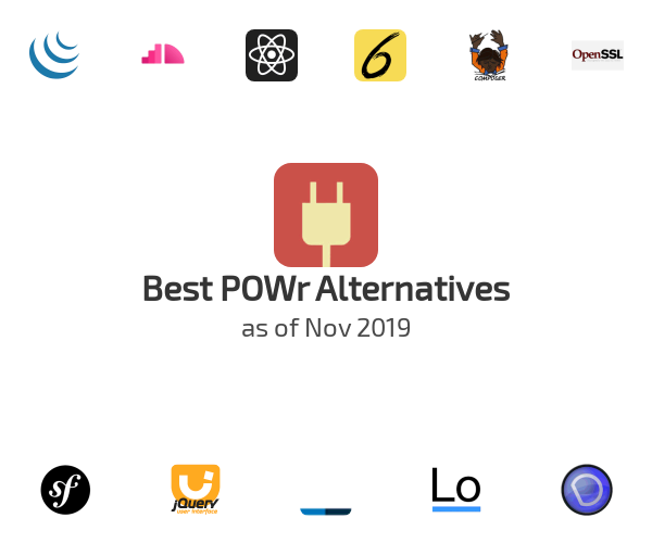Best POWr Alternatives