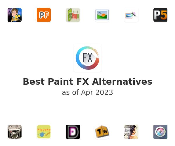 Best Paint FX Alternatives