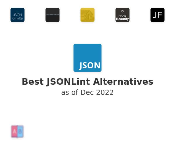 Best JSONLint Alternatives