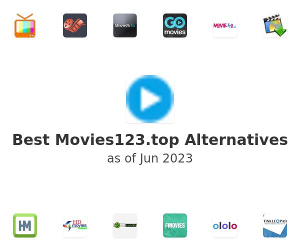 Best Movies123.top Alternatives
