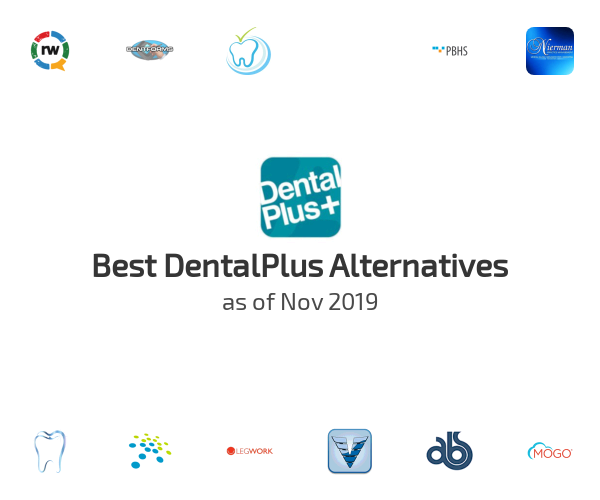 Best DentalPlus Alternatives