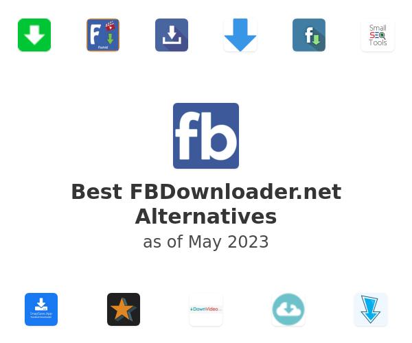 Best FBDownloader.net Alternatives