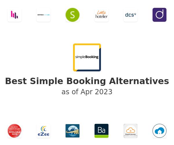 Best Simple Booking Alternatives