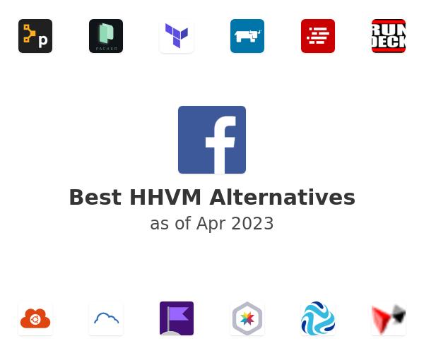 Best HHVM Alternatives