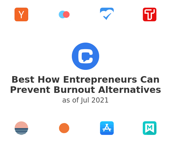 Best How Entrepreneurs Can Prevent Burnout Alternatives