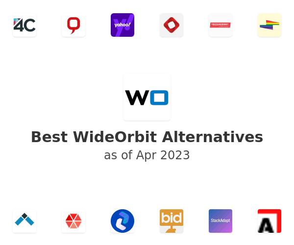 Best WideOrbit Alternatives