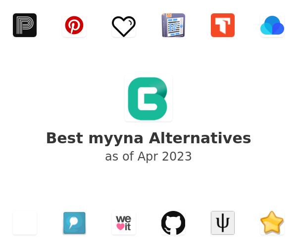 Best myyna Alternatives