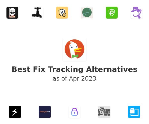 Best Fix Tracking Alternatives