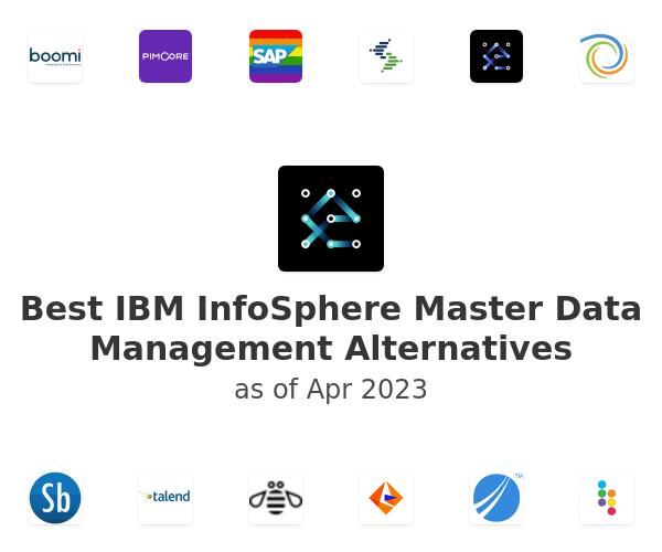 Best IBM InfoSphere Master Data Management Alternatives