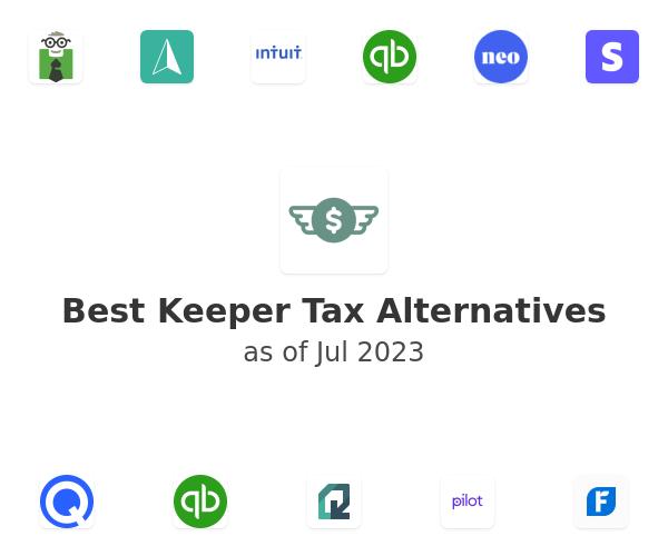 Best Keeper Tax Alternatives