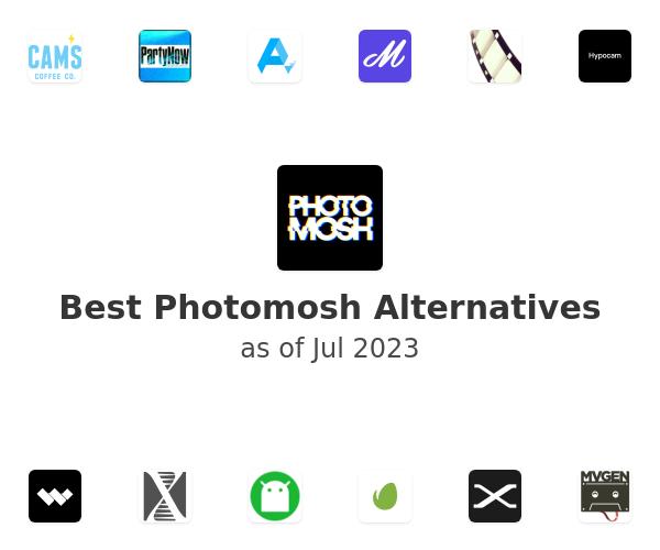 Best Photomosh Alternatives