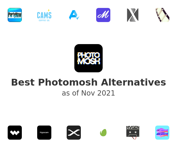 Best Photomosh Alternatives