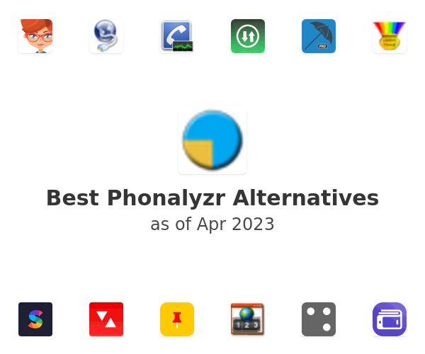 Best Phonalyzr Alternatives
