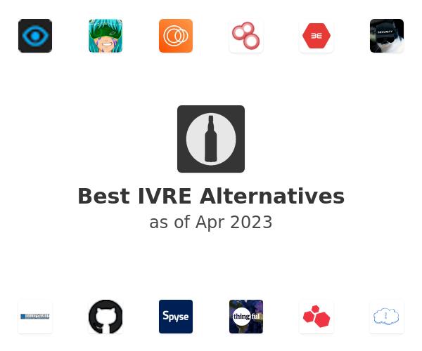 Best IVRE Alternatives