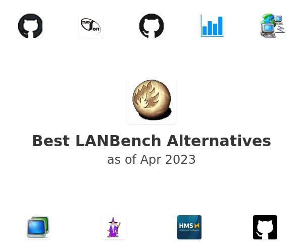 Best LANBench Alternatives