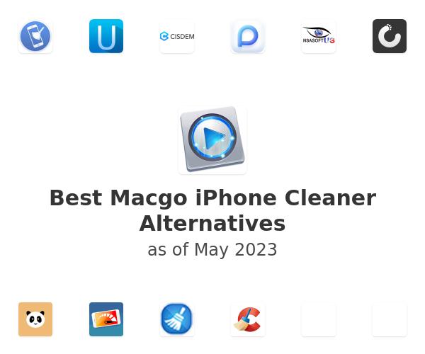 Best Macgo iPhone Cleaner Alternatives