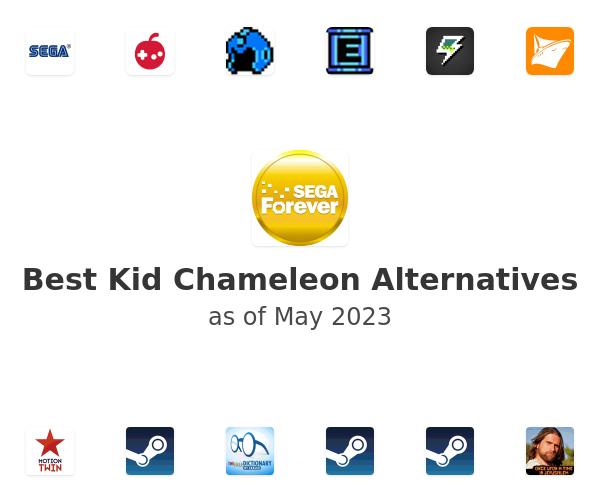 Best Kid Chameleon Alternatives