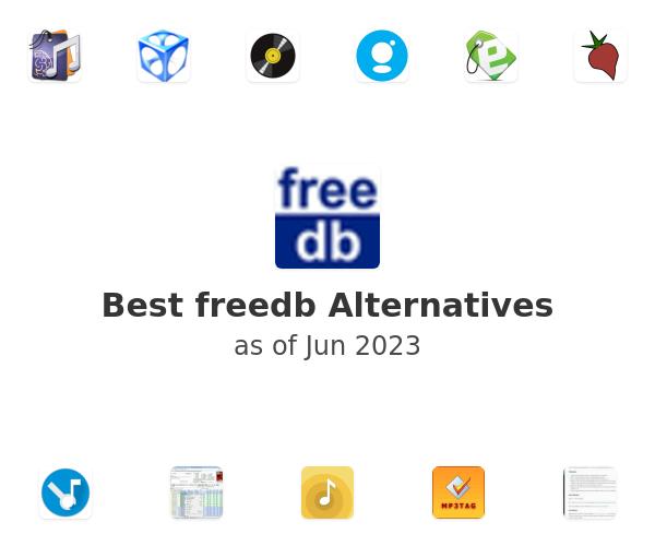 Best freedb Alternatives