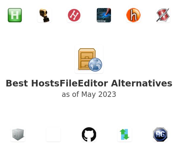 Best HostsFileEditor Alternatives